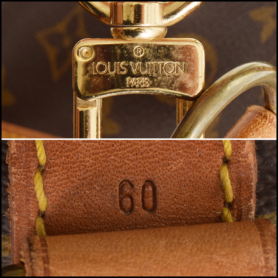 RDC9290 Louis Vuitton 60 tag 1