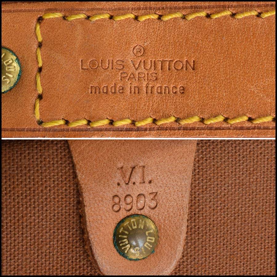 RDC9290 Louis Vuitton 60 tag 2