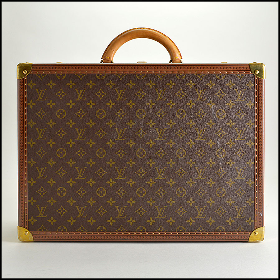 RDC8289 Louiv Vuitton Monogram Bisten 50 Hardcase back