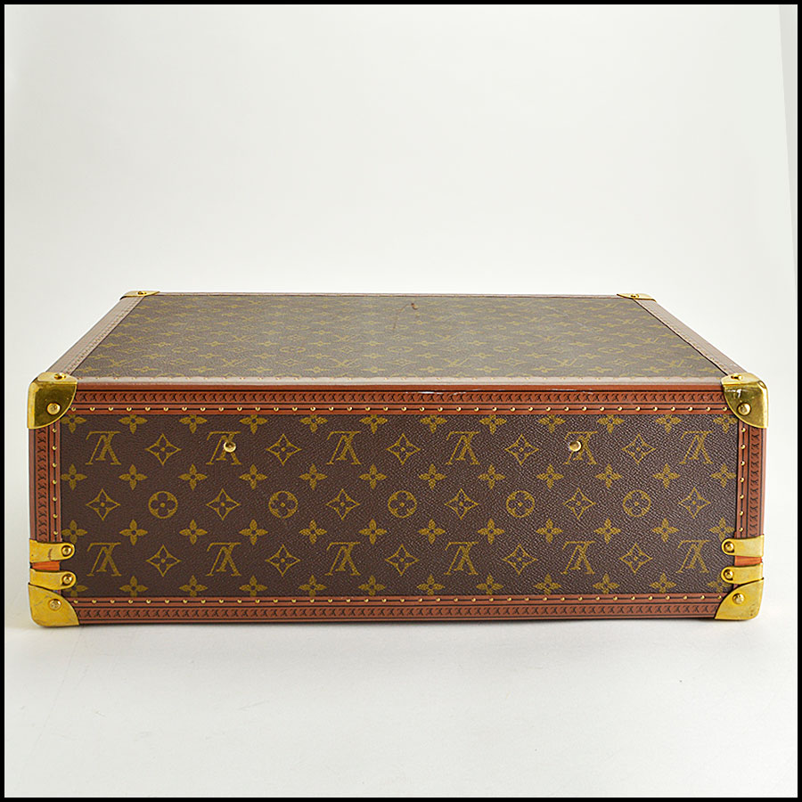 RDC8289 Louiv Vuitton Monogram Bisten 50 Hardcase bottom
