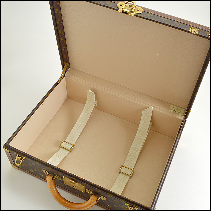 RDC8289 Louiv Vuitton Monogram Bisten 50 Hardcase inside