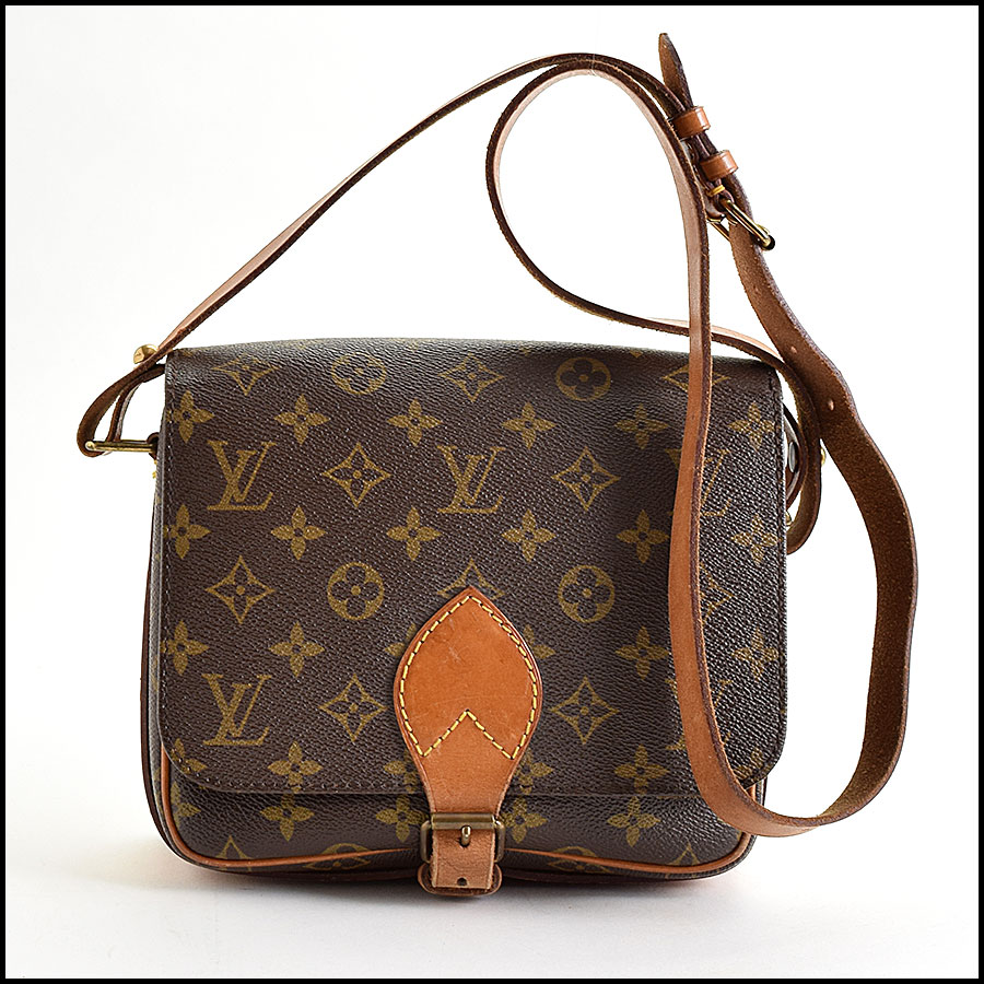 RDC9625 Louis vuitton LV Monogram Cartouchiere MM