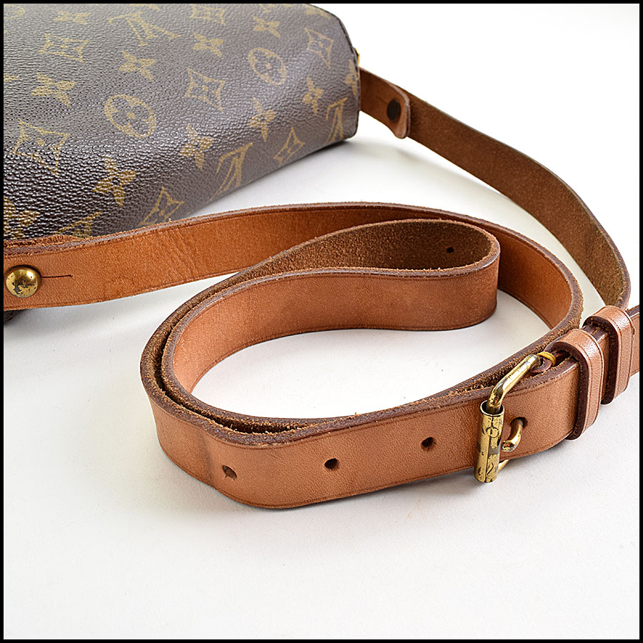 RDC9625 Louis vuitton LV Monogram Cartouchiere MM handle