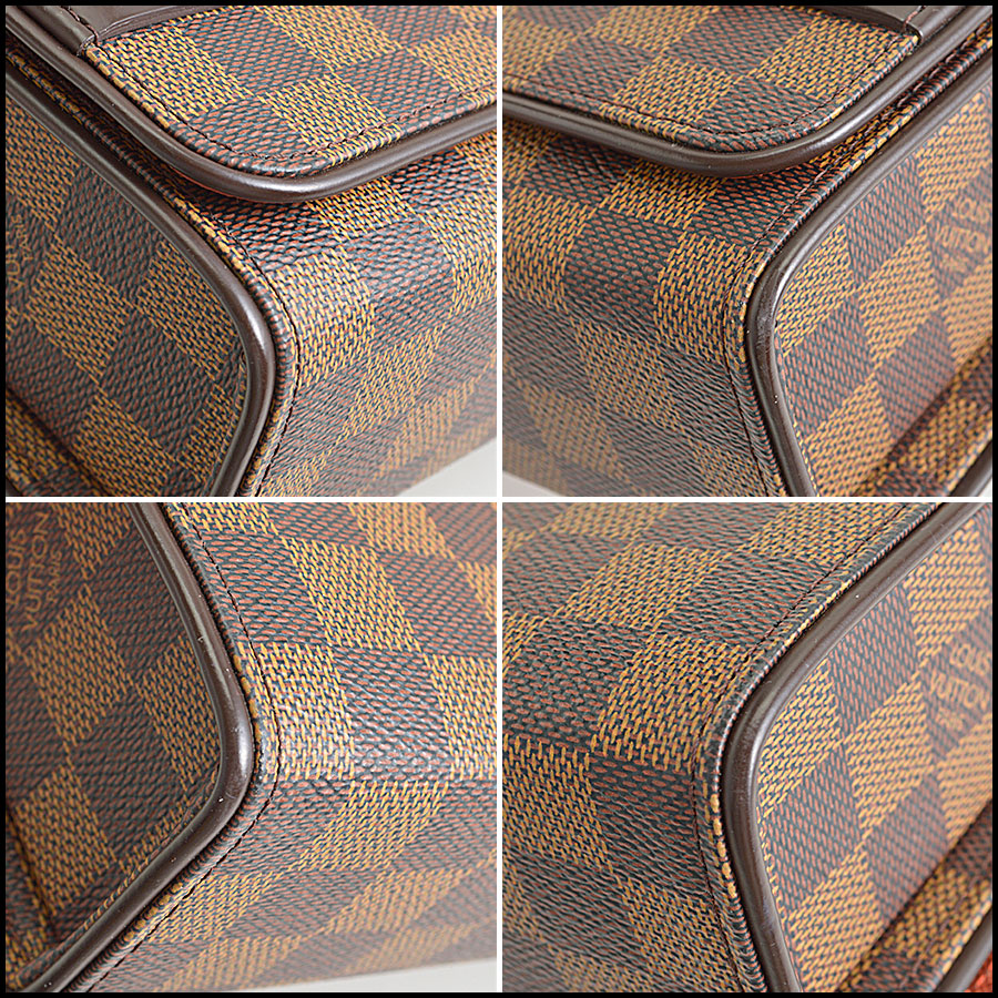 RDC8559 Louis Vuitton Damier Ebene Mini Tribeca corners