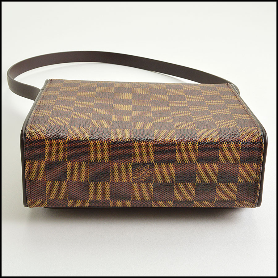 RDC8559 Louis Vuitton Damier Ebene Mini Tribeca bottom