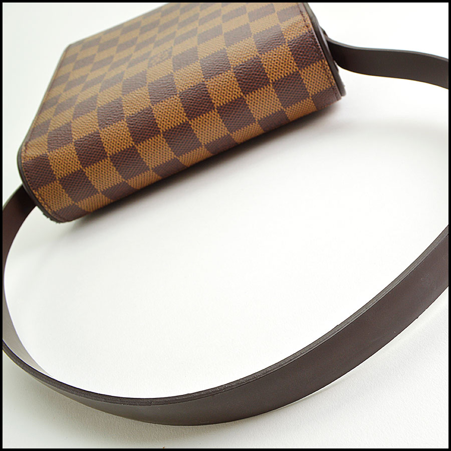RDC8559 Louis Vuitton Damier Ebene Mini Tribeca handle