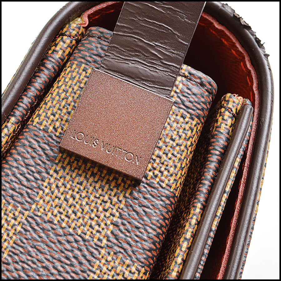 RDC8559 Louis Vuitton Damier Ebene Mini Tribeca handle 2