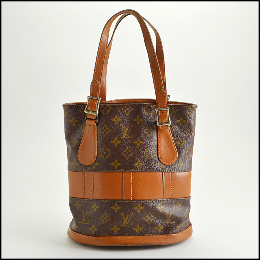 RDC8473 Louis Vuitton french co bucket bag back