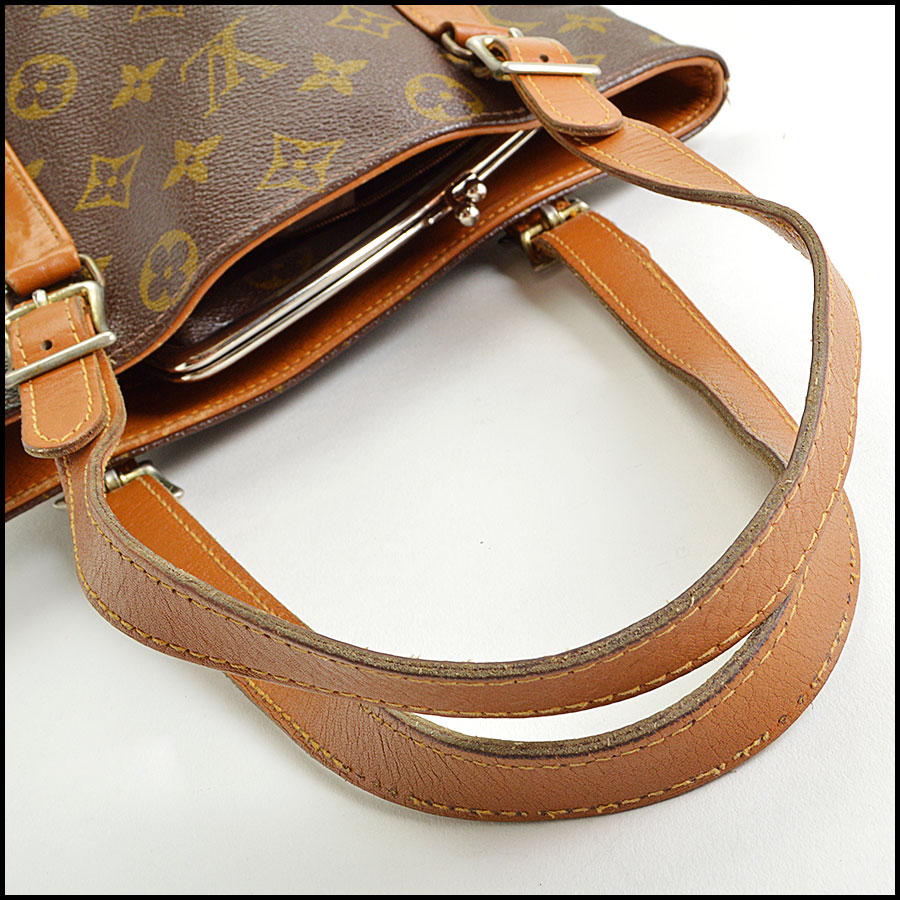 RDC8473 Louis Vuitton french co bucket bag handle