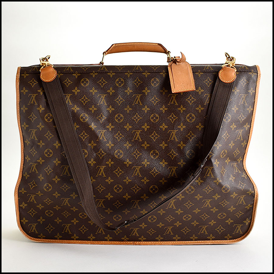 RDC9109 Louis Vuitton Garment Bag back