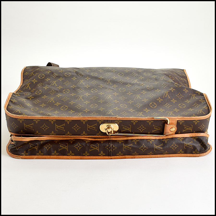 RDC9109 Louis Vuitton Garment Bag bottom