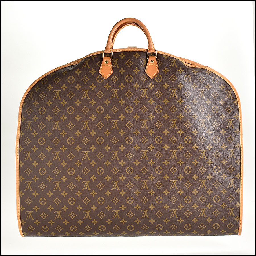 RDC9184 Louis Vuitton Garment Bag back