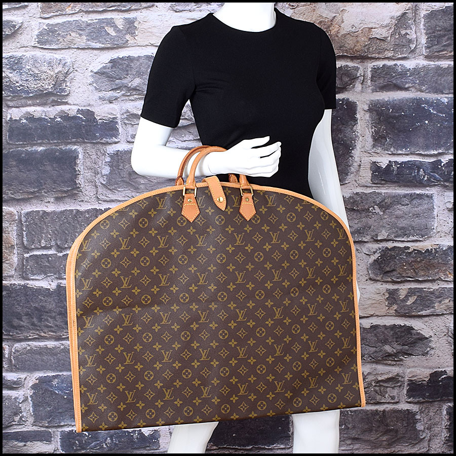 RDC9184 Louis Vuitton Garment Bag model