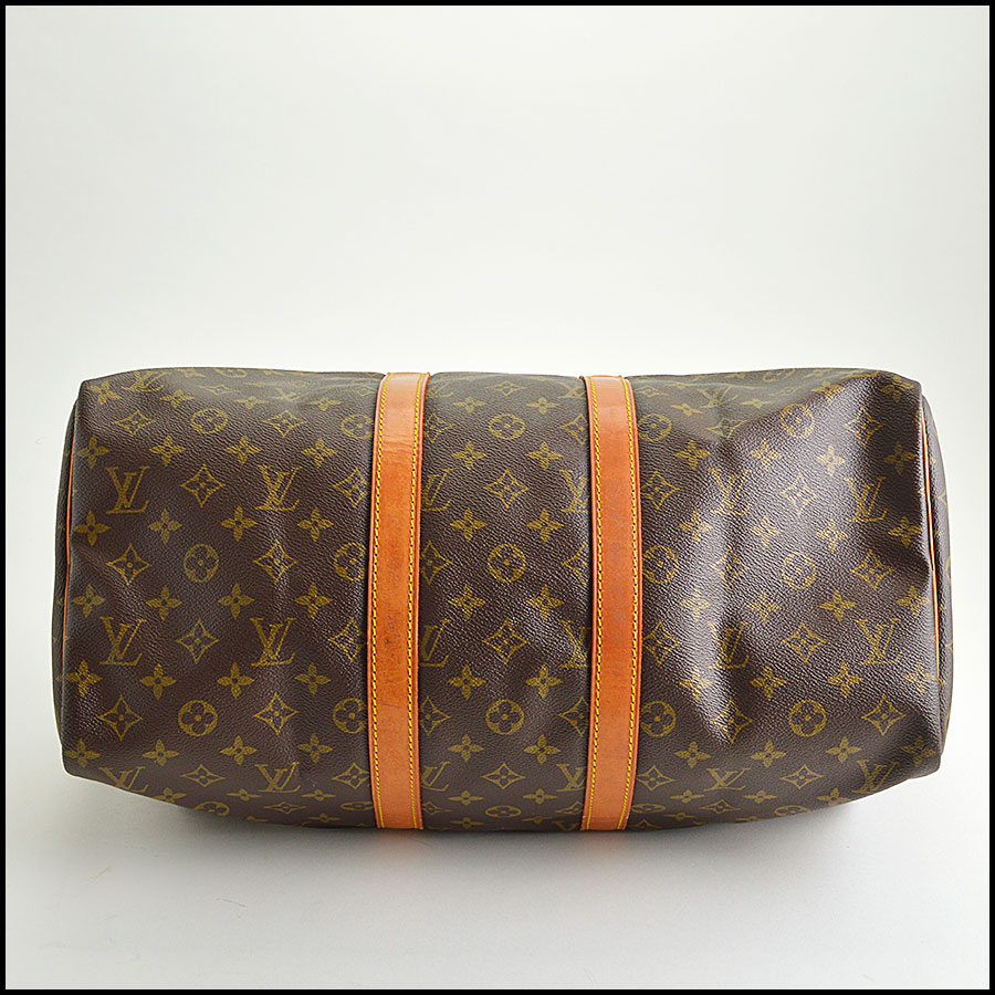 RDC8471 Louis Vuitton keepall 45 bottom