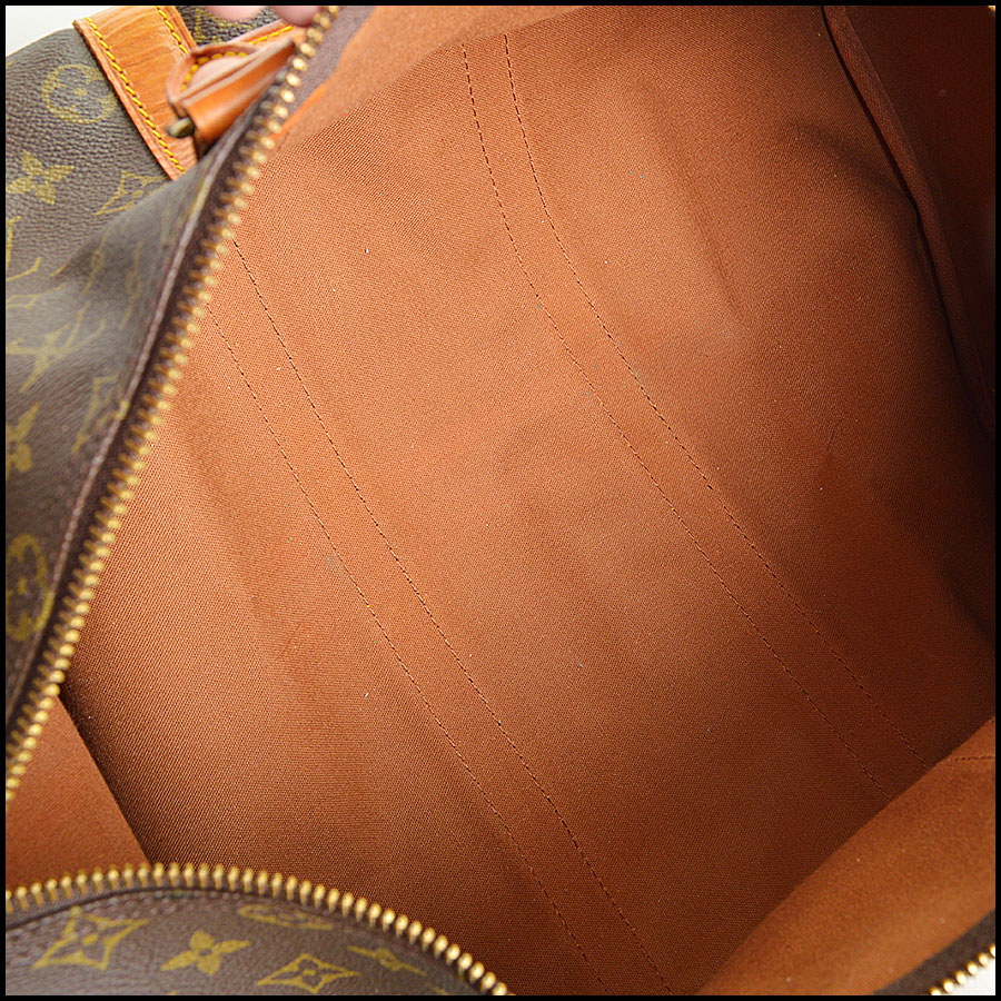 RDC8471 Louis Vuitton keepall 45 inside
