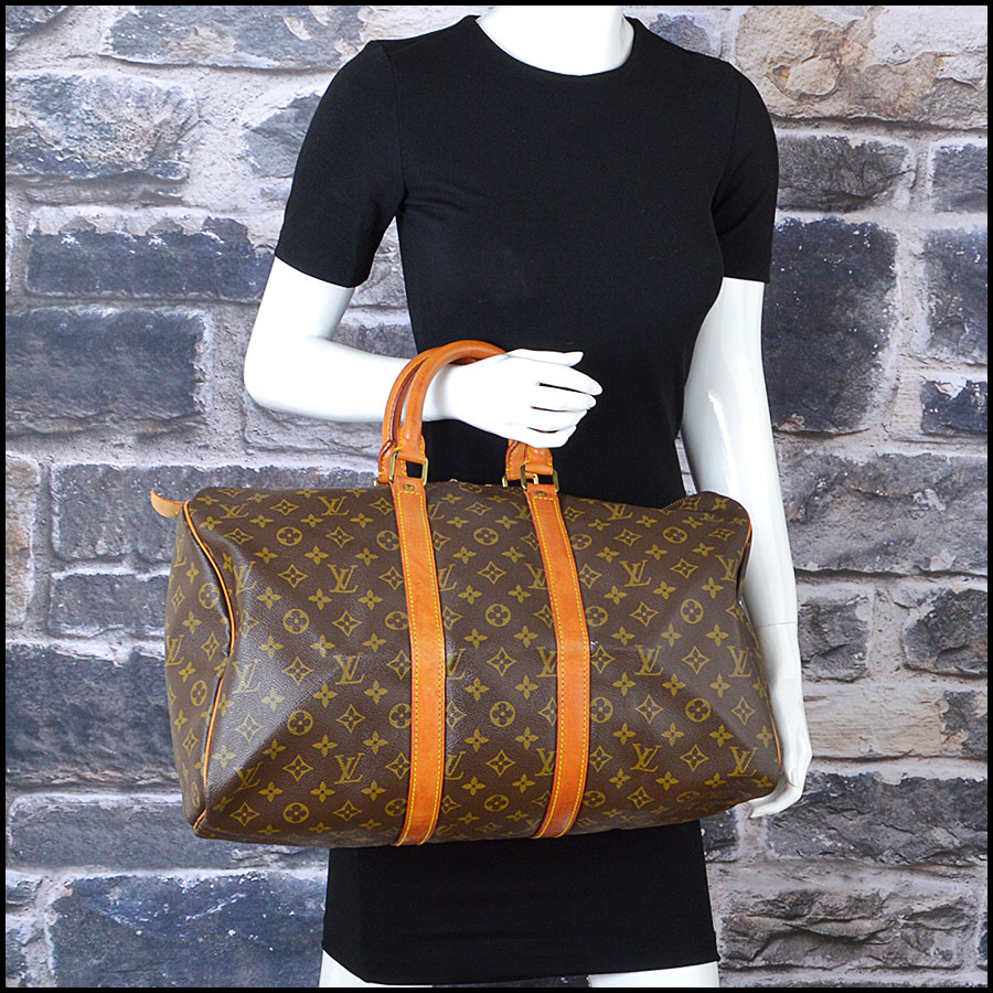 RDC8471 Louis Vuitton keepall 45 model