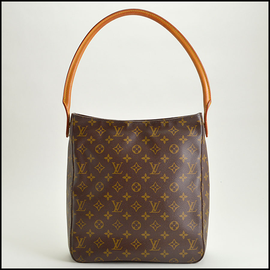 RDC8692 Louis Vuitton LV Monogram Looping GM back