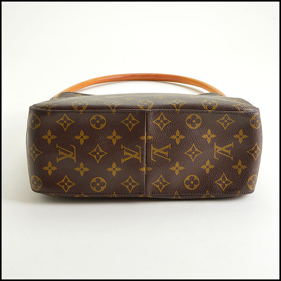RDC8692 Louis Vuitton LV Monogram Looping GM bottom