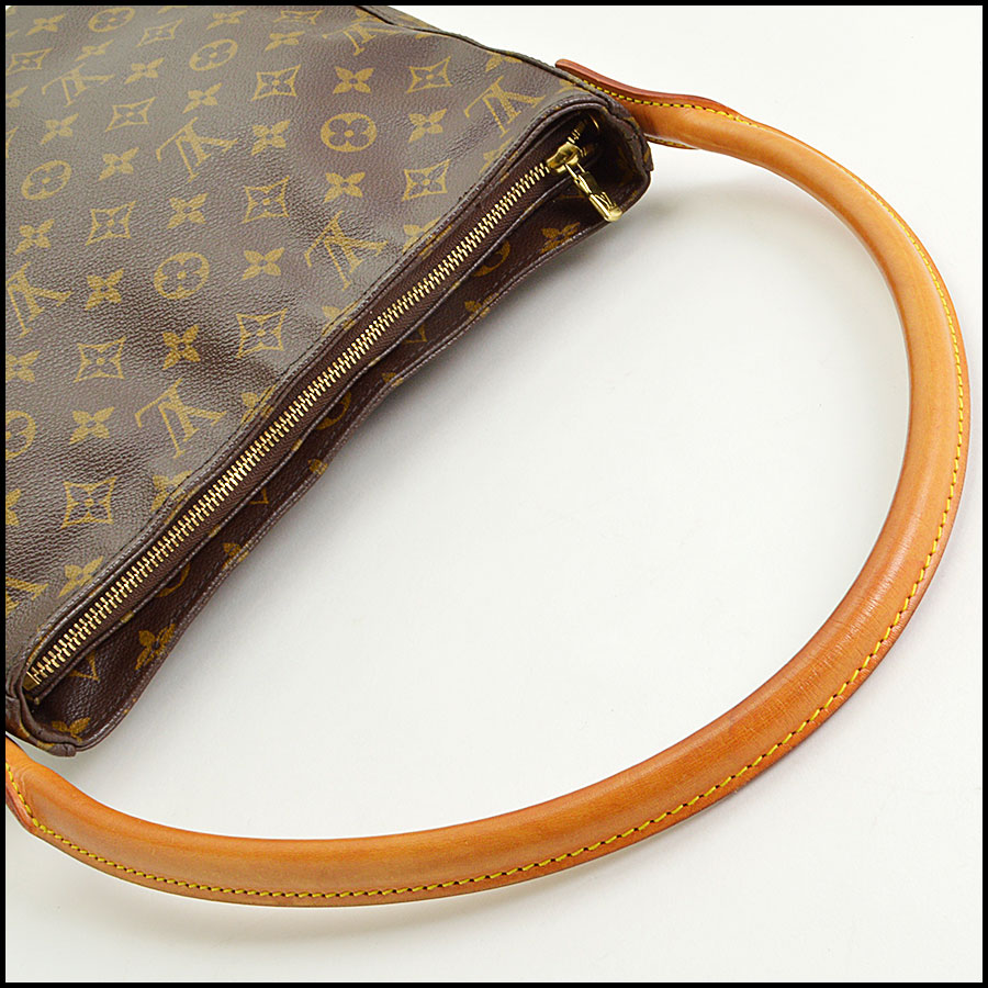 RDC8692 Louis Vuitton LV Monogram Looping GM handle