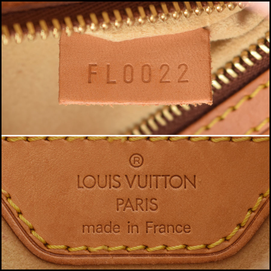 RDC9141 Louis Vuitton Looping tag