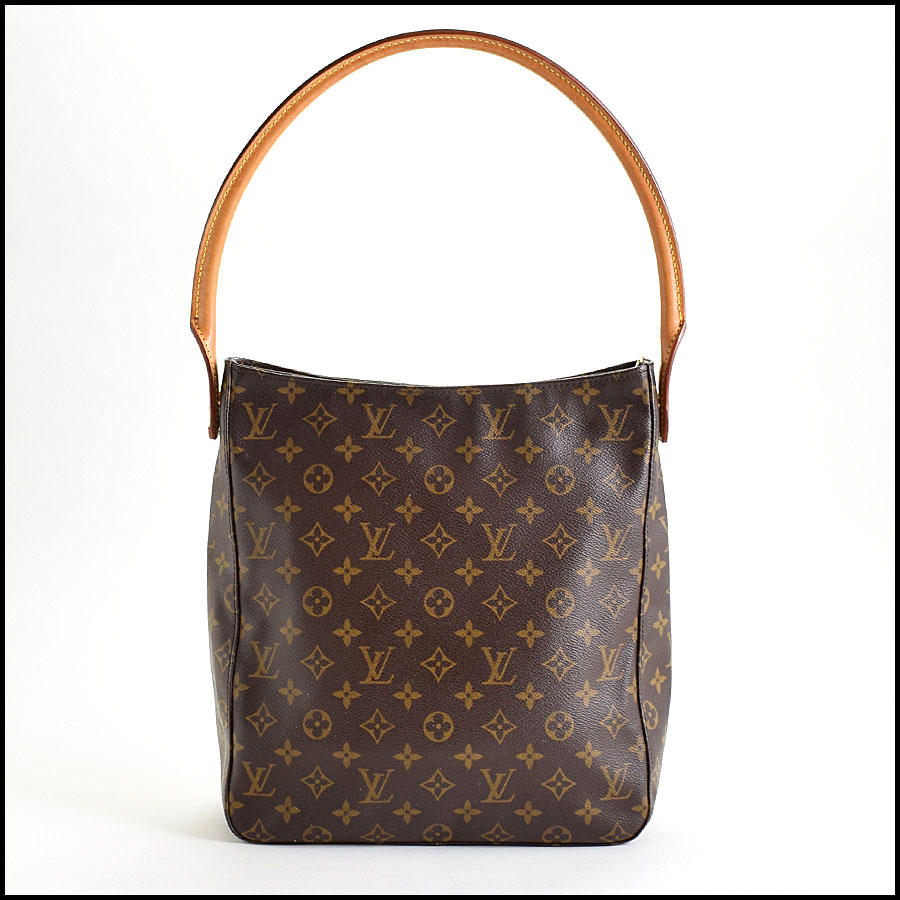 RDC9622 Louis Vuitton LV Monogram Looping GM back
