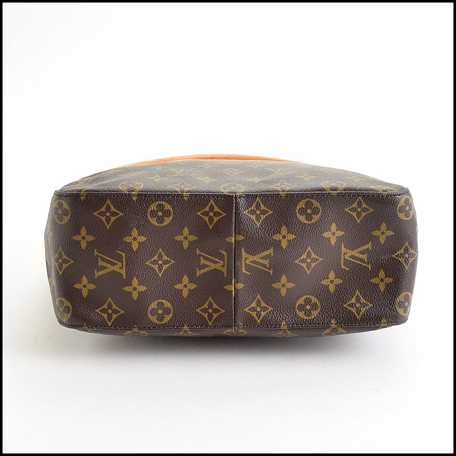 RDC9622 Louis Vuitton LV Monogram Looping GM bottom