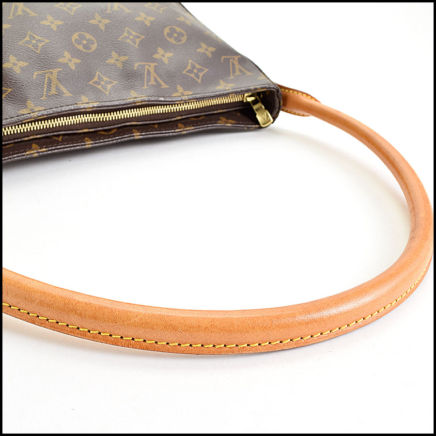 RDC9622 Louis Vuitton LV Monogram Looping GM handle