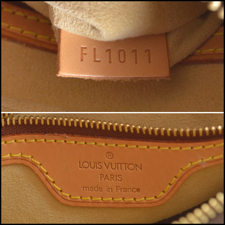 RDC8640 Louis Vuitton Looping MM tag