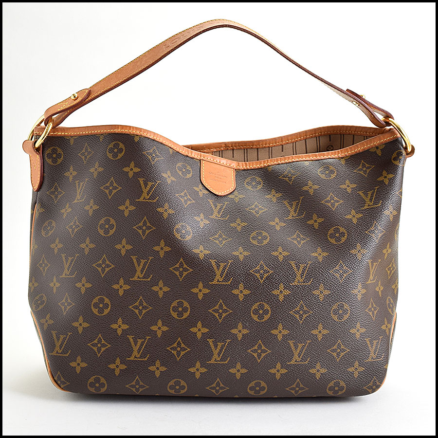 RDC9636 Louis Vuitton LV Monogram Delightful MM Hobo Bag
