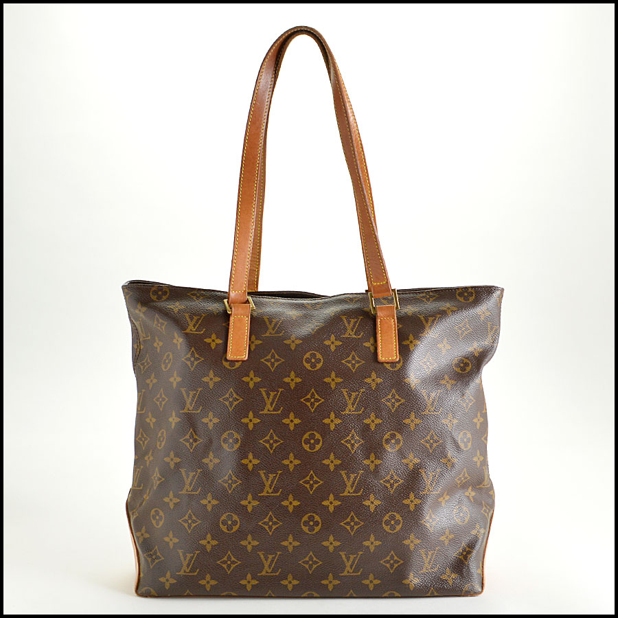 RDC7912 Louis Vuitton Canvas Mezzo Tote back