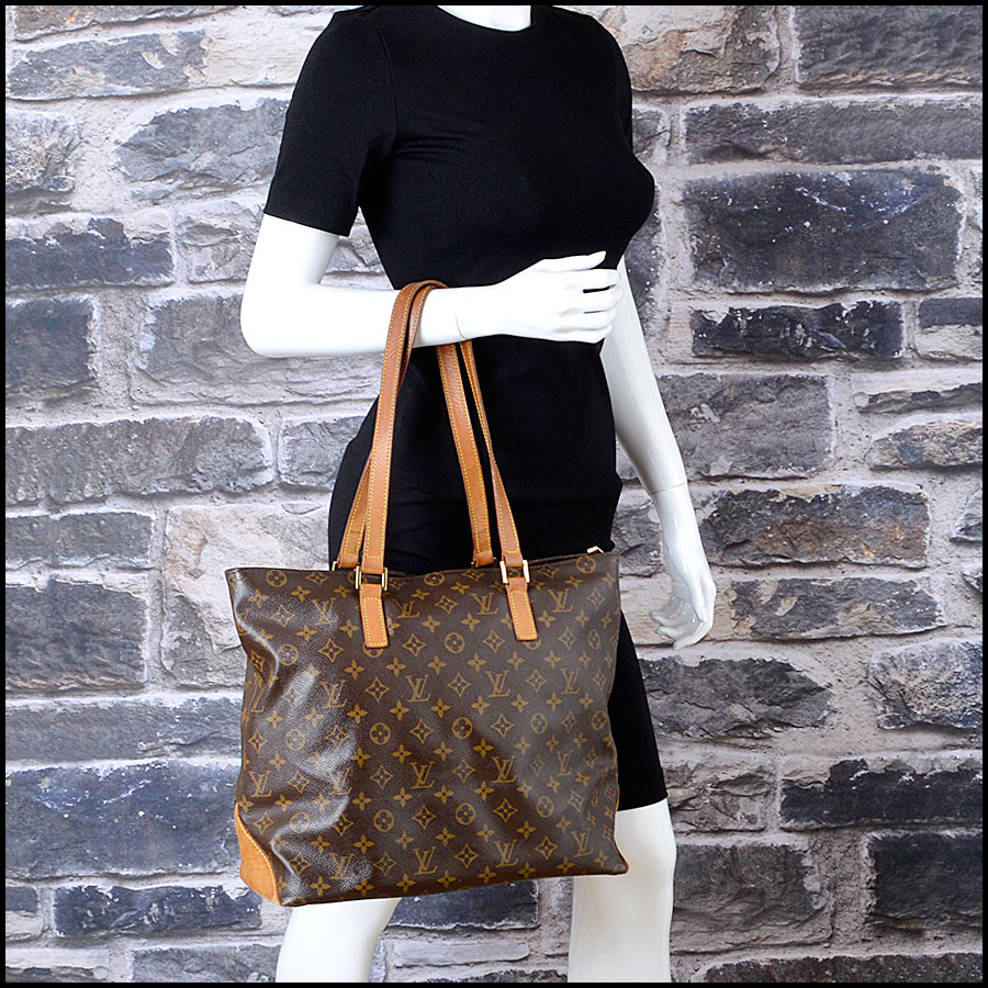 RDC7912 Louis Vuitton Canvas Mezzo Tote model