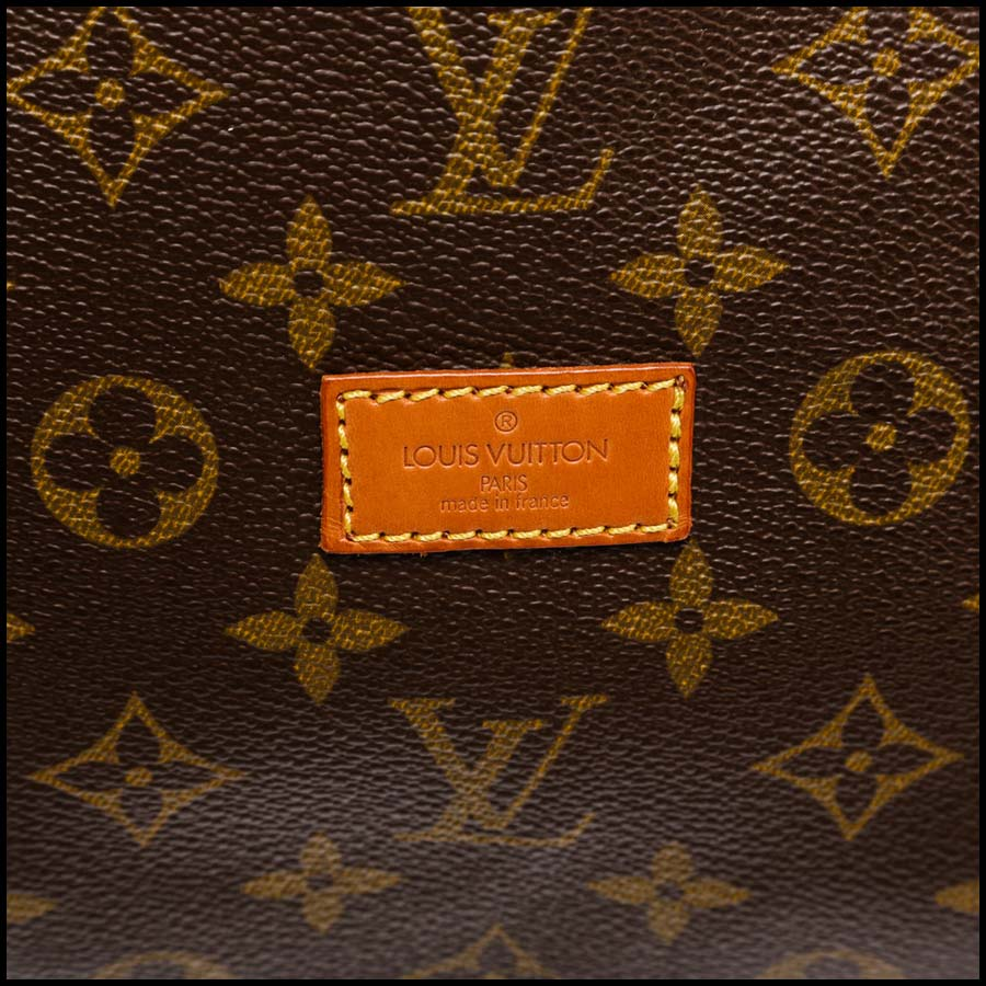 RDC7870 Louis Vuitton Monogram Canvas Saumur 43cm handle