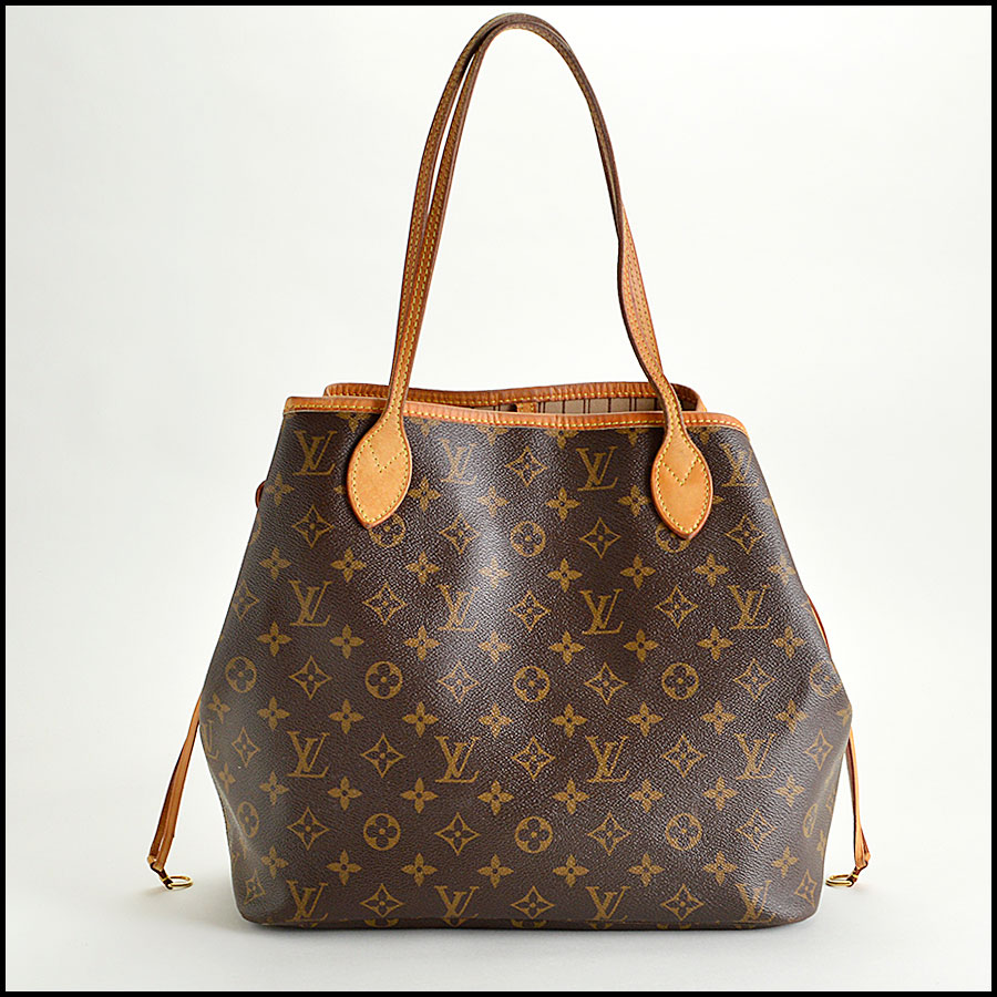 RDC8186 Louis Vuitton LV Monogram Neverfull MM Tote back