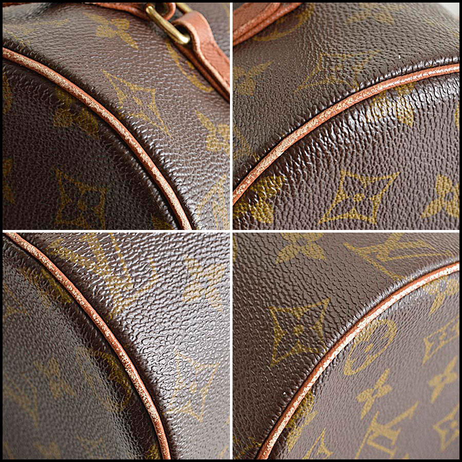 RDC8211 Louis Vuitton LV Monogram Papillon 26cm four corners
