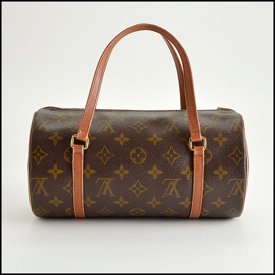 RDC8211 Louis Vuitton LV Monogram Papillon 26cm back