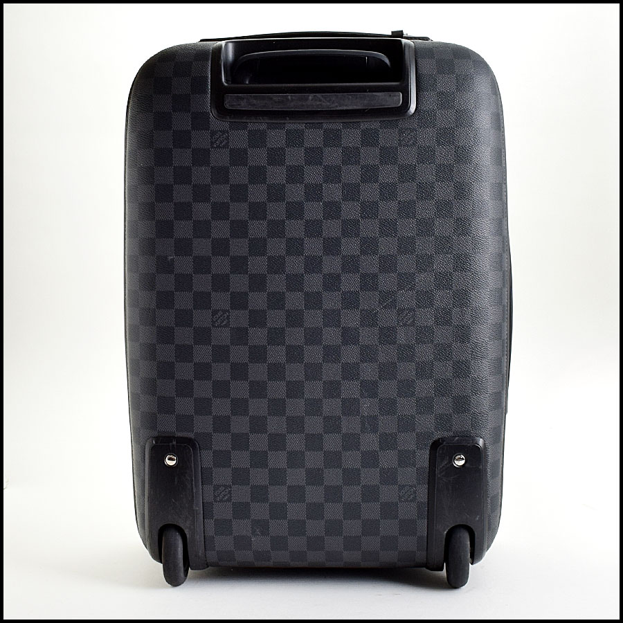 Louis Vuitton Damier Graphite Pegase Business Carry on includes 1