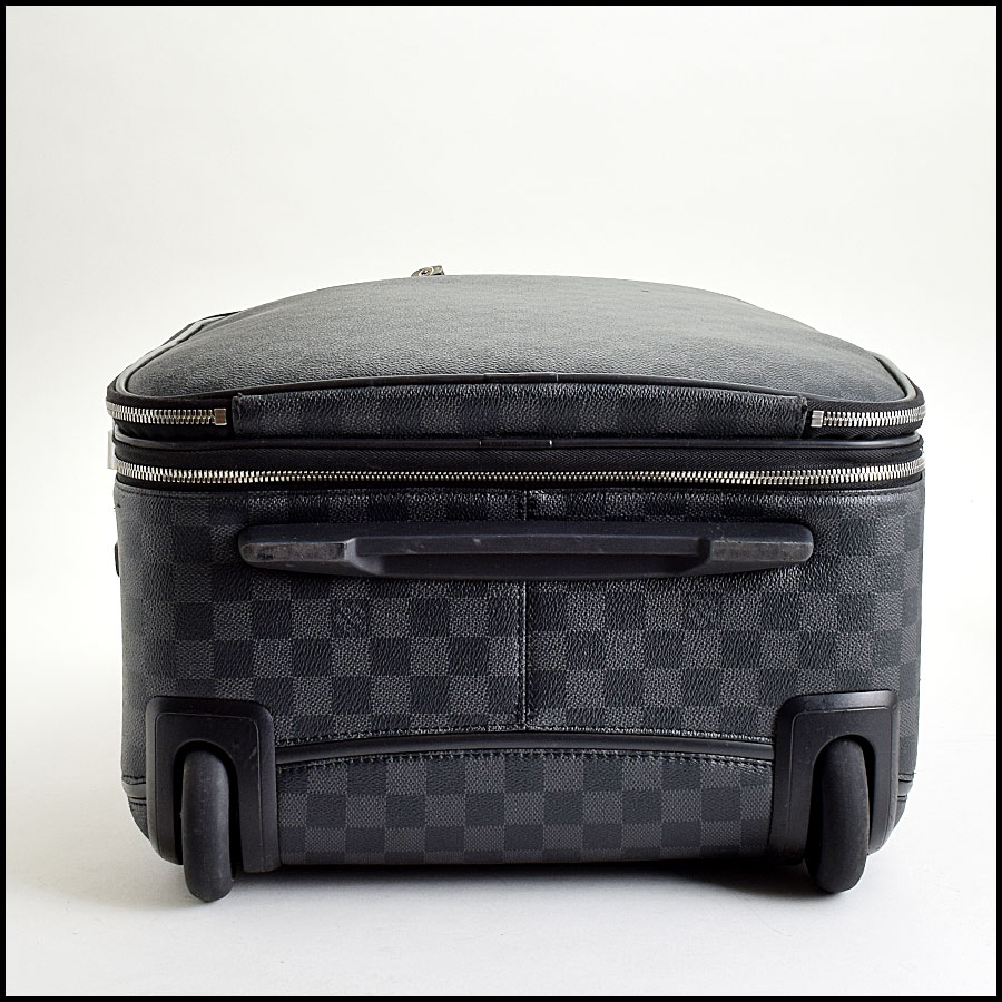 Louis Vuitton Damier Graphite Pegase Business Carry on includes 2