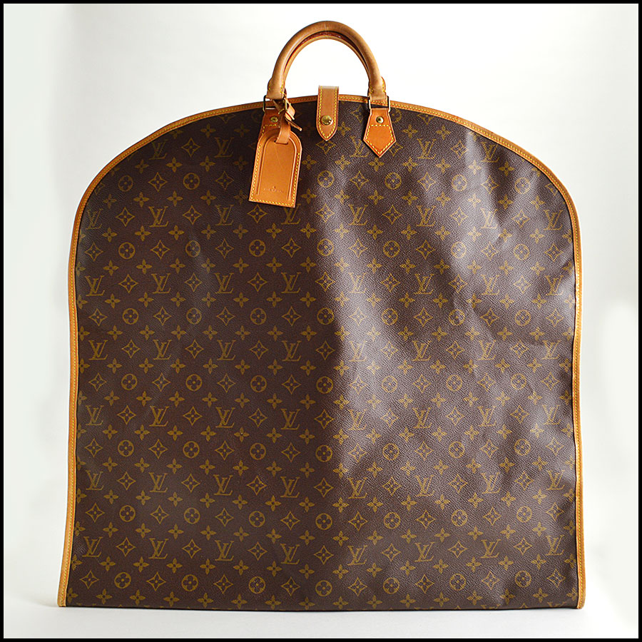 RDC8645 Louis Vuitton Monogram Porte Housse Garment Bag
