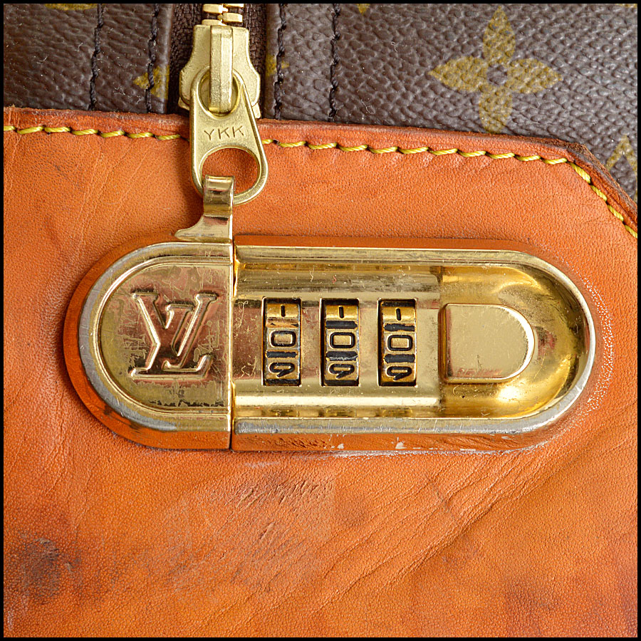 RDC8851 Louis Vuitton Pullman Suitcase tag 1