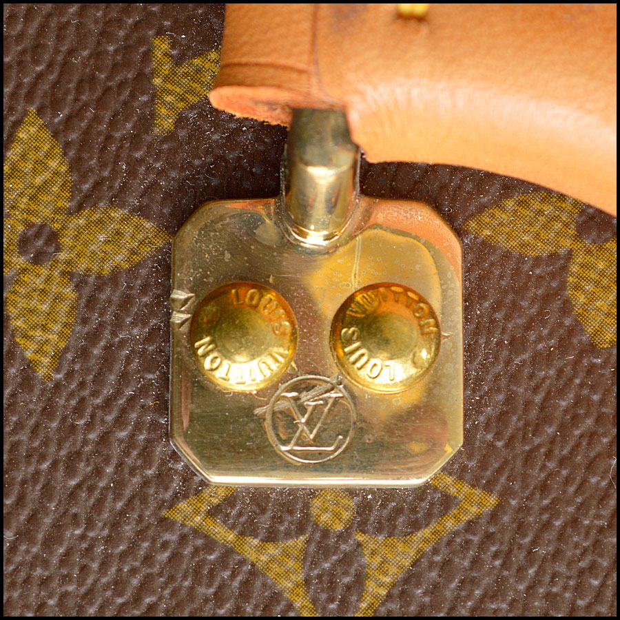 RDC8851 Louis Vuitton Pullman Suitcase tag 2