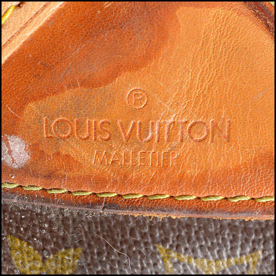 RDC8851 Louis Vuitton Pullman Suitcase tag 3