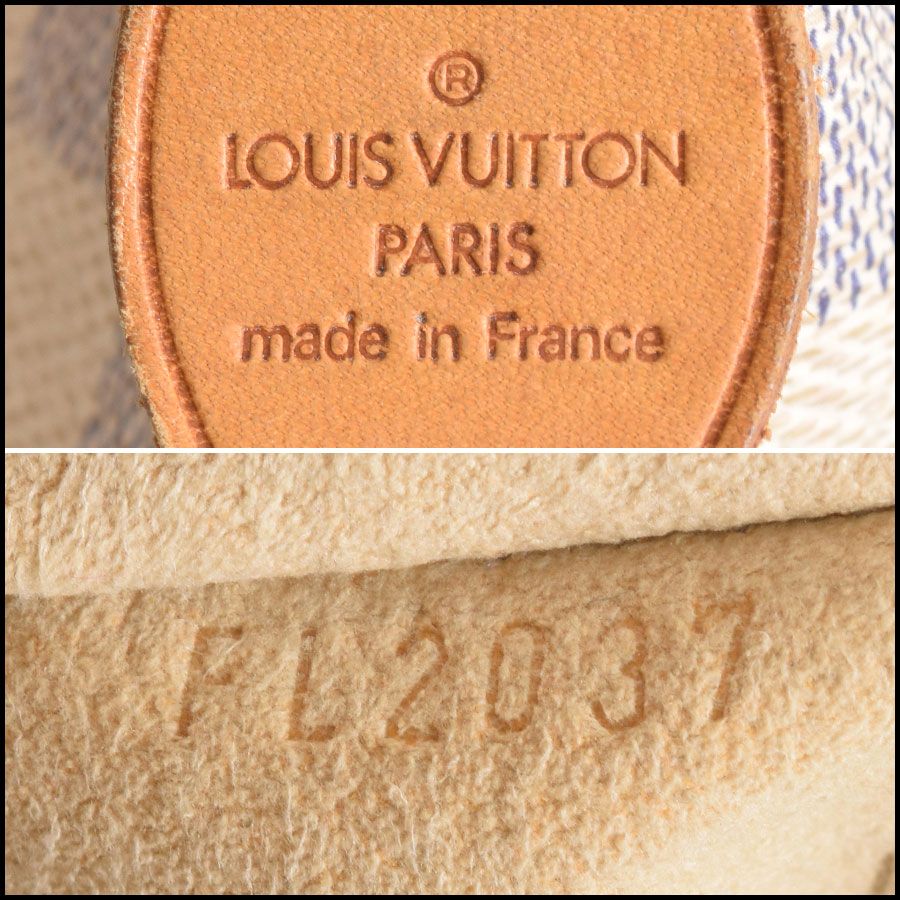RDC9519 Louis Vuitton Saleya MM tag