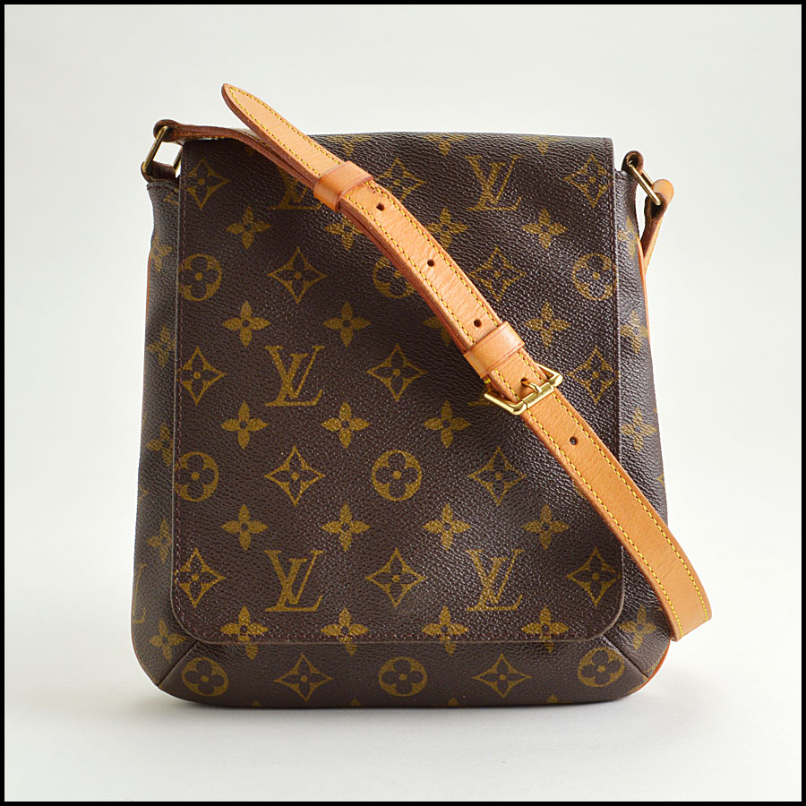 RDC8644 Louis Vuitton LV Monogram Musette Salsa PM