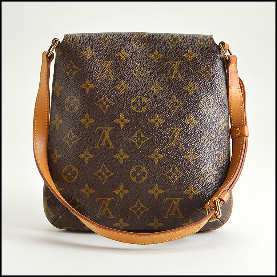 RDC8644 Louis Vuitton LV Monogram Musette Salsa PM back