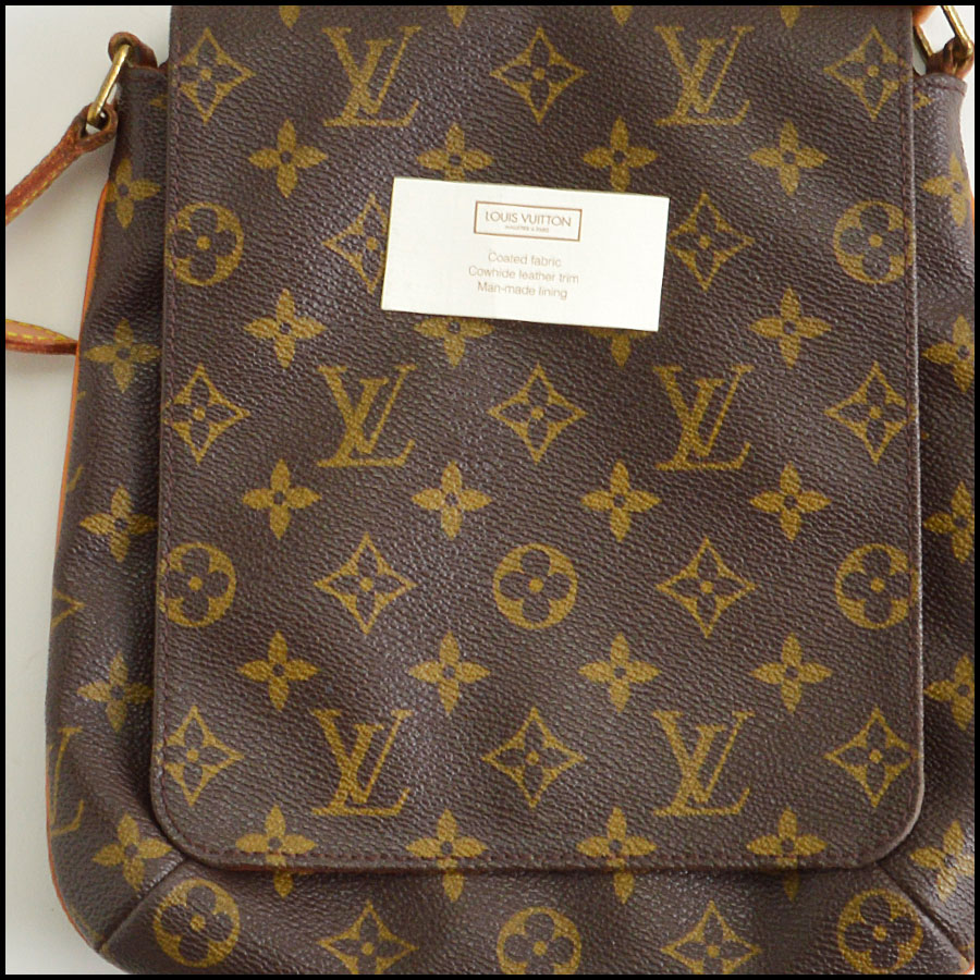 RDC8644 Louis Vuitton LV Monogram Musette Salsa PM includes