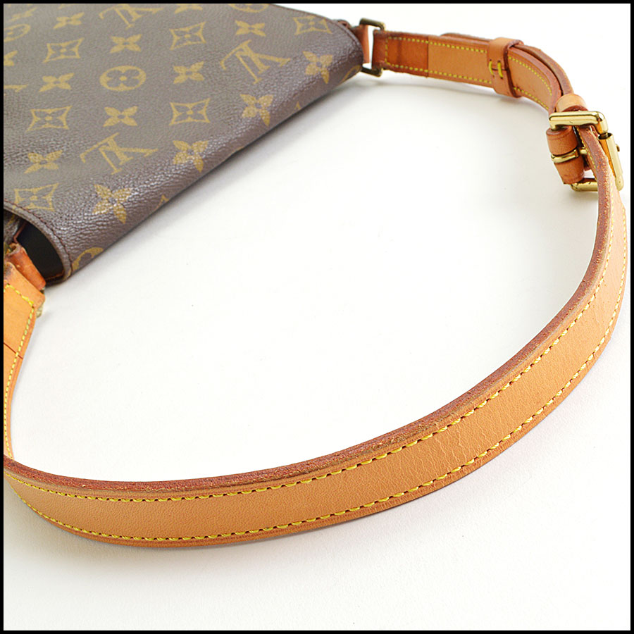 RDC8644 Louis Vuitton LV Monogram Musette Salsa PM handle