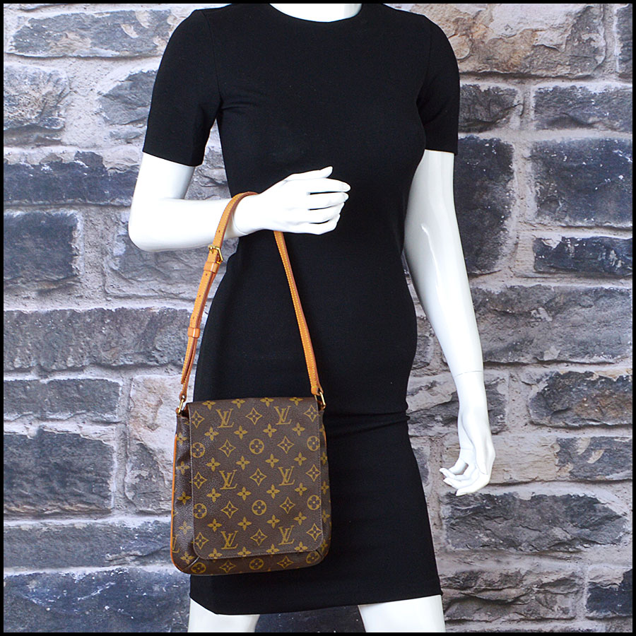 RDC8644 Louis Vuitton LV Monogram Musette Salsa PM model