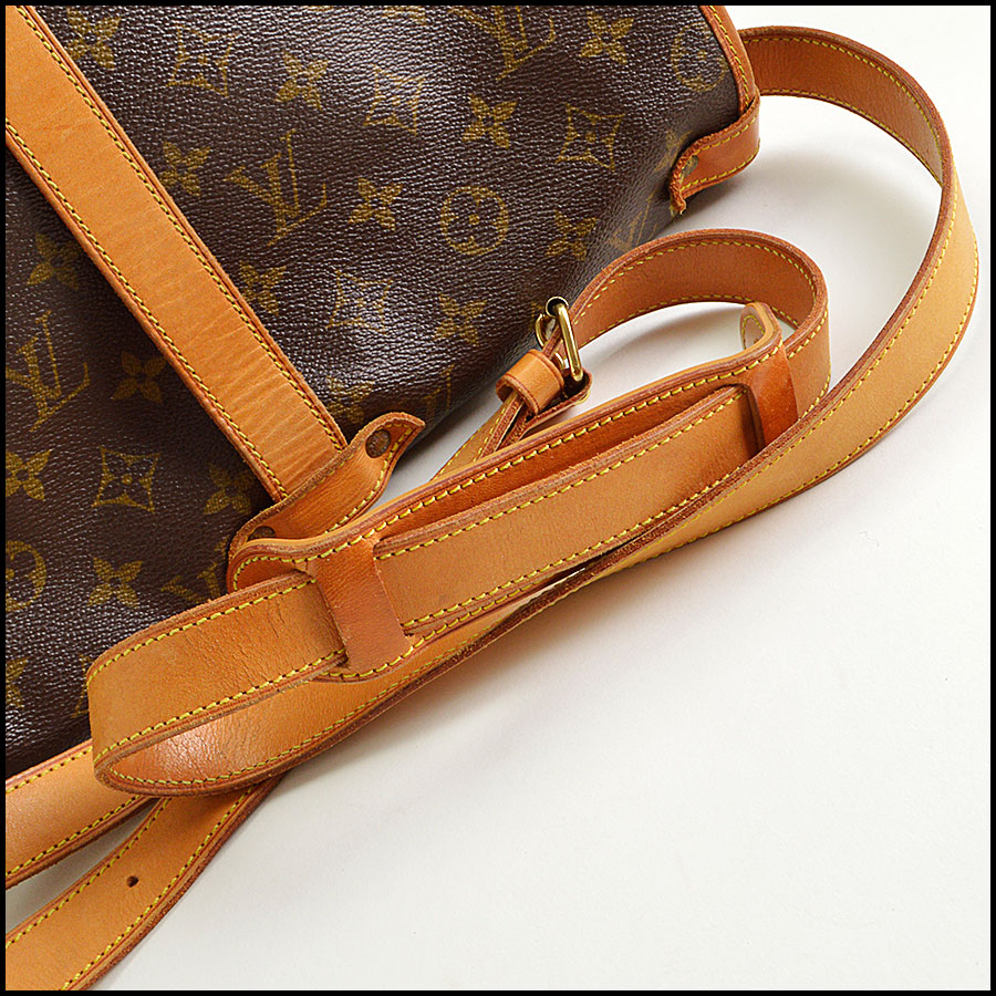 RDC8735 Louis Vuitton Saumur 35 handle