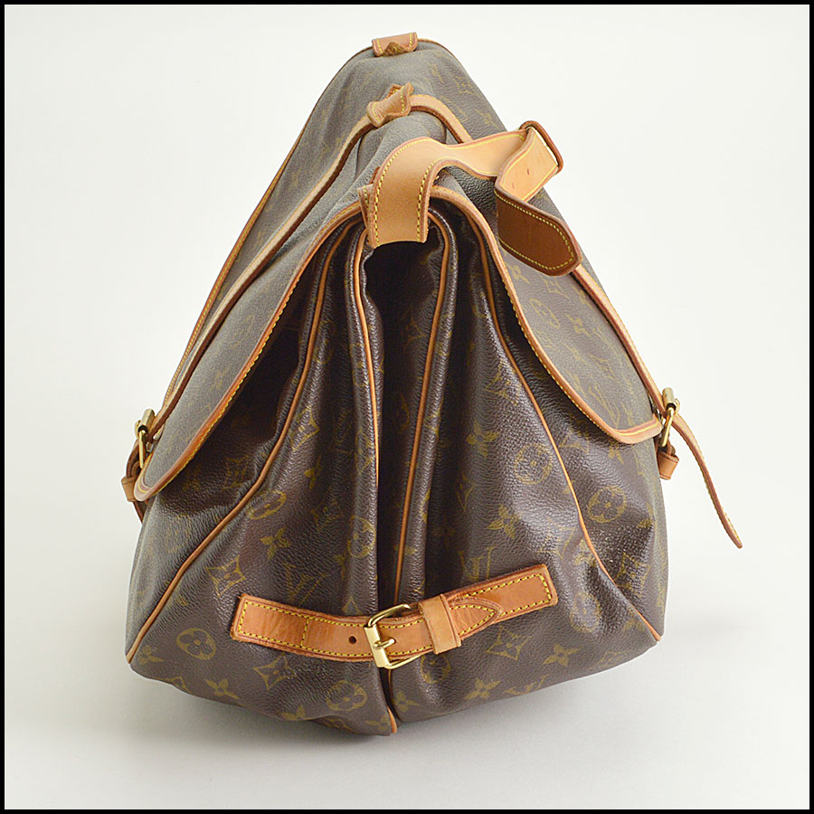 RDC8735 Louis Vuitton Saumur 35 side