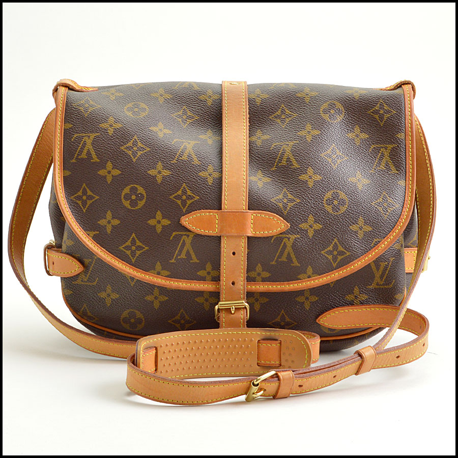 RDC8852 Louis vuitton sawmur back